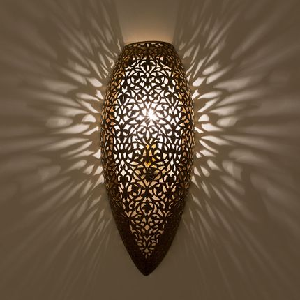 Wall lamps - VASE Wall Light Fixture - MOROCCAN BAZAAR