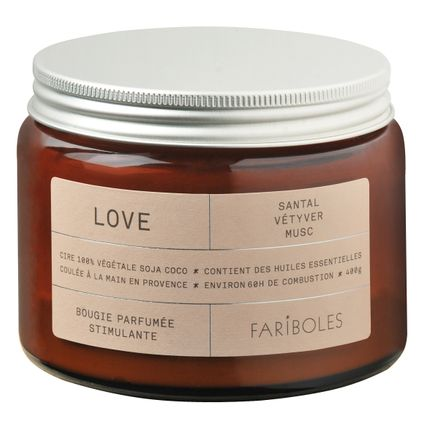 "Candles - Candle Love ""Green Collection"" - FARIBOLES"