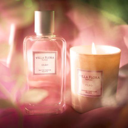 Parfum pour soi/eau de toilette - VILLA FLORA Parfums - PLANTES & PARFUMS DE PROVENCE