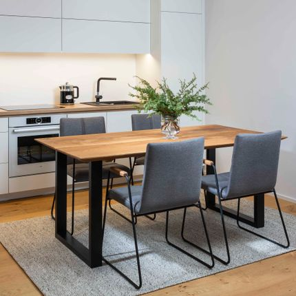 Conference tables - Dining table WILD - WOODEK