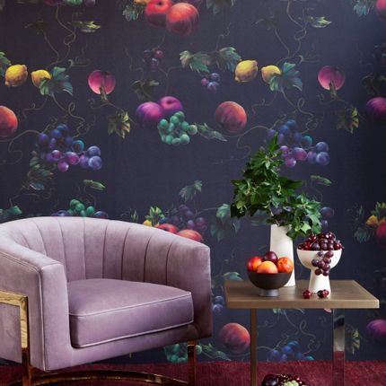 Wallpaper - HOME-GROWN WALLPAPER - SOFIA WILLEMOES