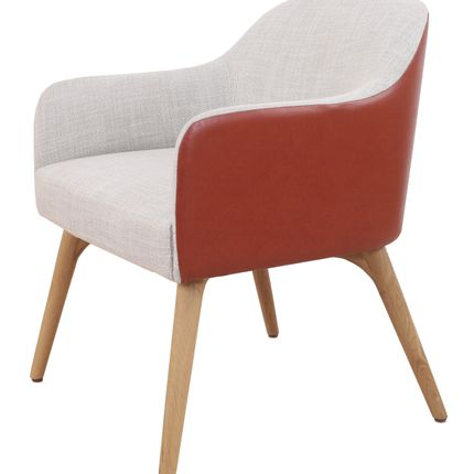 Chaises - Aavaha: A Comfortable dining chair - ALANKARAM