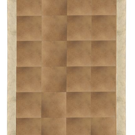 Rugs - Cowhide with Metallic Gold - KOKET