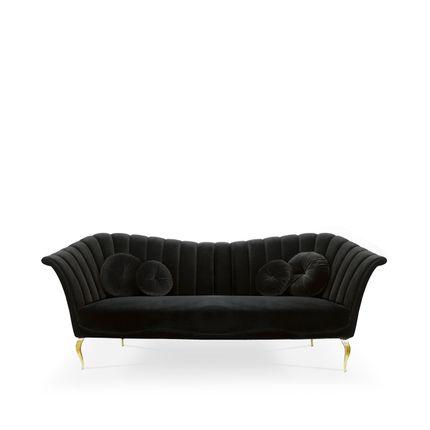 sofas - Caprichosa Sofa  - KOKET