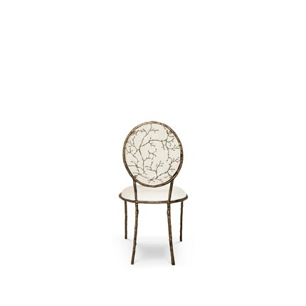 Chaises - Enchanted I Dining Chair - KOKET