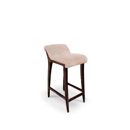 Chaises - Incanto Bar Stool - KOKET