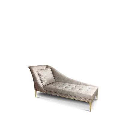 Lounge chairs - Envy Chaise - KOKET