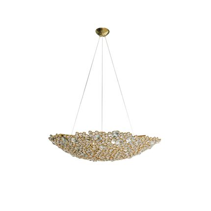 Ceiling lights - Eternity II Chandelier - KOKET