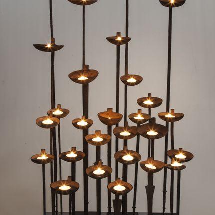 Pièces uniques - Fiftine: Lampes à huile - KANEM