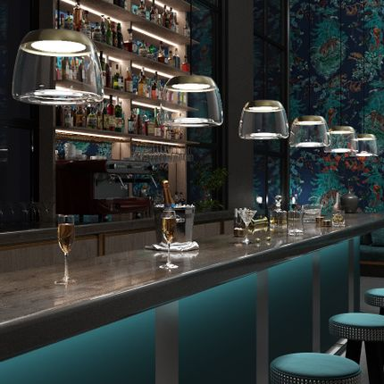 Pendant lamps - ICE ABSOLUT - HIND RABII