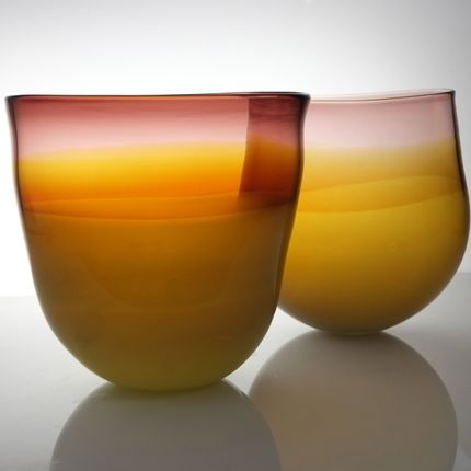 Art glass - Soleus - MICHELE OBERDIECK