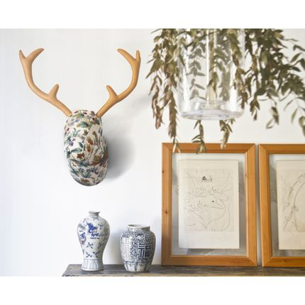 Decorative items - Soft Deer Cluny - Animal head - SOFTHEADS