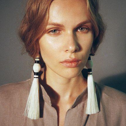 Jewelry - Earrings Noche Maya - 85°