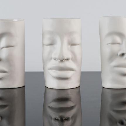 Ceramic - VERRE PORTRAIT - SWAN