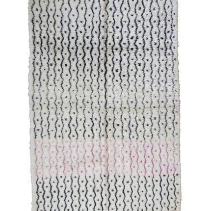Contemporary - TAA1263BE- Berber Rug BeniOurain - 295x200 cm - 116.1X78.7 in - AFOLKI BERBER RUGS