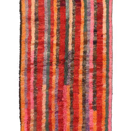 Rugs - TAA822BE Berber Rug Azilal - 162X106 cm - 63.8X41.7 in - AFOLKI BERBER RUGS