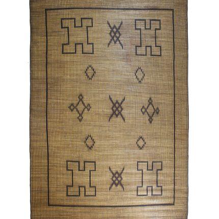 Decorative accessories - ST79TU Tuareg Mat  - 435X322 cm / 171.3 X 126.8 in - AFOLKI BERBER RUGS