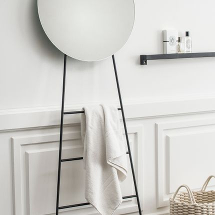 Mirrors - LOOK mirror on a ladder - Glassvariations