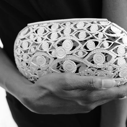 Jewelry - Eye Clutch Bag - 85°