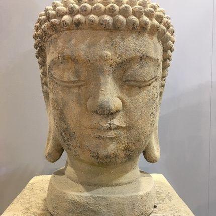 Decorative accessories - Grand Bouddha - TERRES D'ALBINE