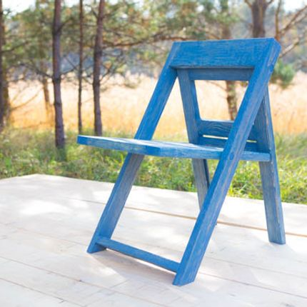"Chairs - chair  ""Terrace""    - HYGGE DESIGN"