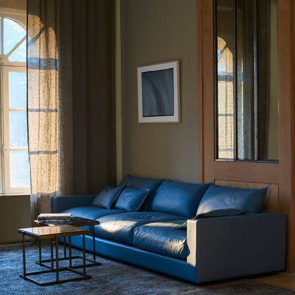 sofas - BASILE  - DUVIVIER CANAPÉS