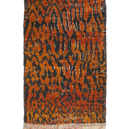Rugs - TAA1200BE  Berber Rug Talsent - 330X190 cm / 129.9 X 74.8 in - AFOLKI BERBER RUGS