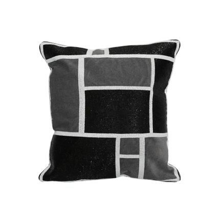 Cushions - LABYRINTH CUSHION - Casa Paradox Luxe