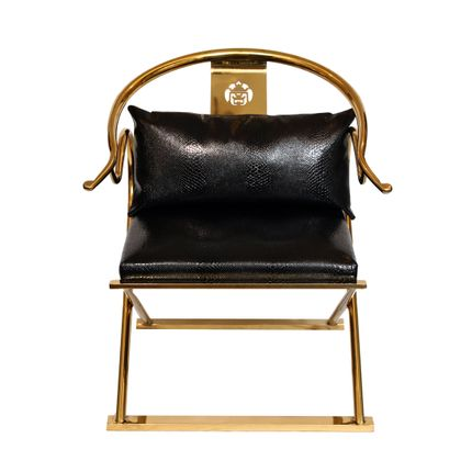 Chairs - RITZY CHAIR - CASA PARADOX LUXE