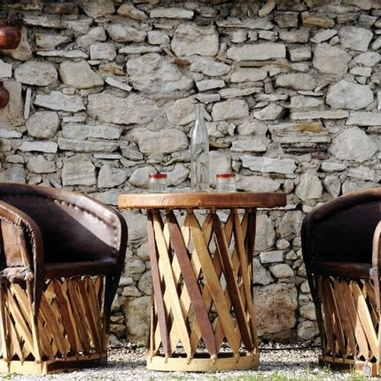 Lawn armchairs - OUtdoor furniture Equipal - AMADERA