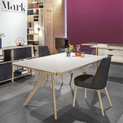 Tables - PLAN LIBRE TABLE - MARK - MOBILIER CONTEMPORAIN FRANCAIS