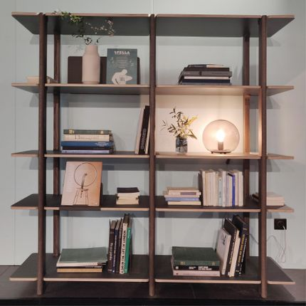 Bookshelves - PLAN LIBRE BOOKCASES - MARK - MOBILIER CONTEMPORAIN FRANCAIS
