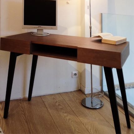 Consoles - DISCO CONSOLE AND DESK - MARK - MOBILIER CONTEMPORAIN FRANCAIS