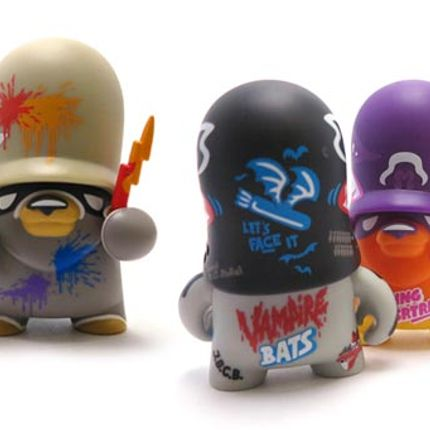 Decorative items - Teddy Troops 2.0 Series 02 - ARTOYZ