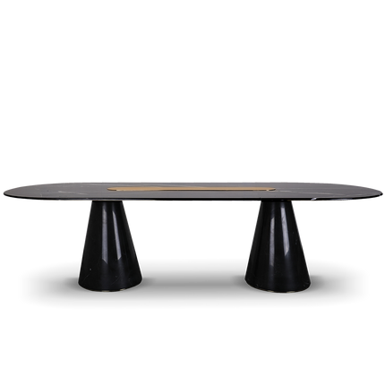 Tables - Bertoia Big Dining Table - ESSENTIAL HOME