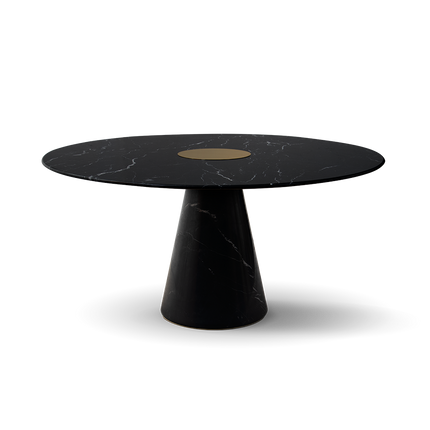 Tables - Bertoia | Round Dining Table - ESSENTIAL HOME