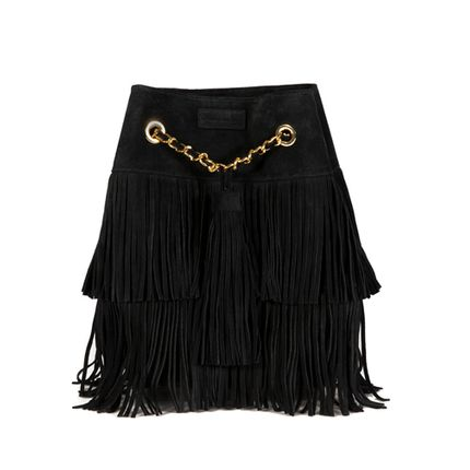 Bags / totes - DÉSERT D'AMOUR BLACK - L'ATELIER FOLKLORE