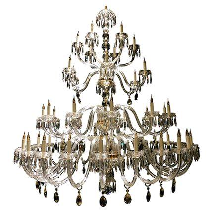 Hanging lights - CRISTAL  - OMBRES ET FACETTES