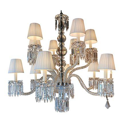 Decorative objects - CRISTAL 12 - OMBRES ET FACETTES