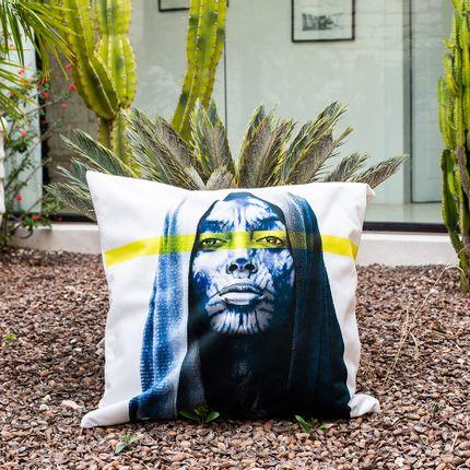 Cushions - Pillow DZIVAGURU by HUMAN INDIGO - ARTPILO