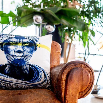Cushions - Pillow NOMAD by HUMAN INDIGO - ARTPILO