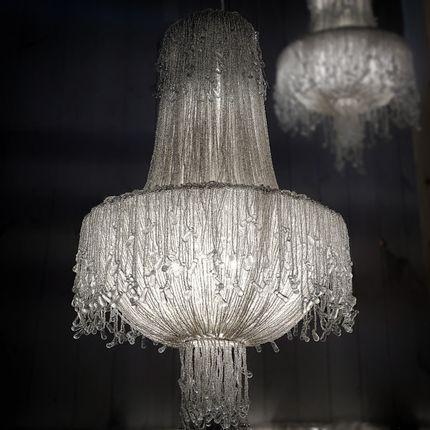 Ceiling lights - Ceiling-light CASCADE  - SPIRIDON DECO