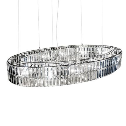Hanging lights - Suspension CRISTAL - SPIRIDON DECO