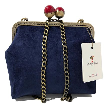 Bags / totes - Square Bag Retro Beads - LA MISS SIMONE