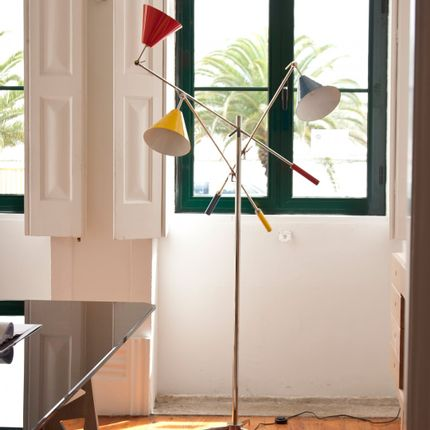 Hanging lights - Sinatra Floor Lamp - DELIGHTFULL