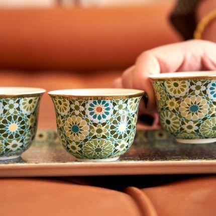 Tasses et mugs - Tasse 70ml - IMAGES D'ORIENT