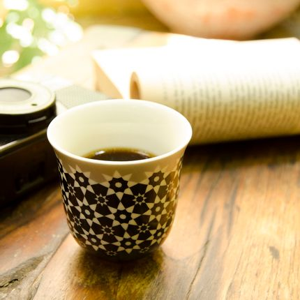 Tea / coffee accessories - Cup 90ml - IMAGES D'ORIENT