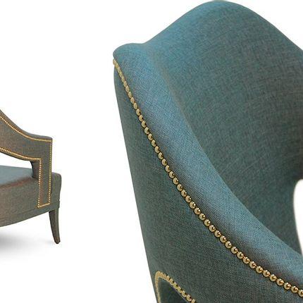Armchairs - Nº20 armchair - MAISON VALENTINA