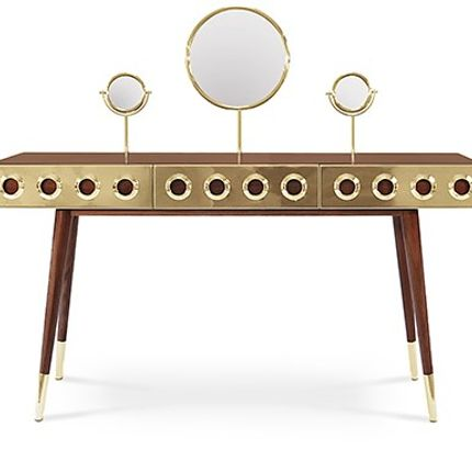 Tables - Coiffeuse Monocles - MAISON VALENTINA