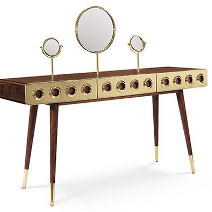 Tables - Monocles dressing table - MAISON VALENTINA